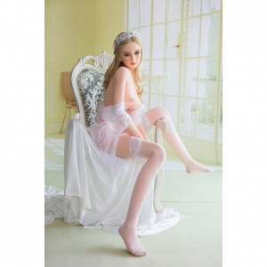165cm 5.41ft  LIfe Like Silicone Sex Doll With 3 Holes Oral Vaginal Anal Adult Love Doll For Sale