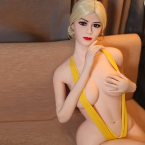 165cm 5.41ft Real TPE Silicone Realistic Sex Doll Oral Vagina Anal Adult Love Dolls