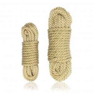 Japanese Style 32 feet soft cotton bondage rope Slave Rope For couple