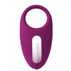 SVAKOM Wendy Real skin Vibrating cock Ring waterproof  rechargeable for male