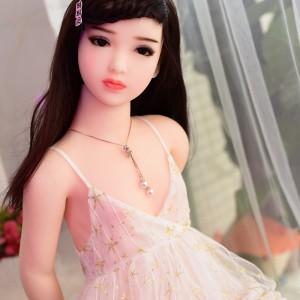 Takako : 100cm 3.28FT Lovely Petite Japanese Flat Breast Sex Doll