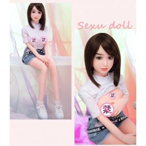 125cm 4.1ft Real Doll Asian Teen Girl