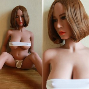 155cm 5.08ft Lifelike Silicone Real Sex Doll Adult TPE Realistic Love Doll Male Toys