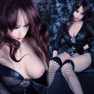 160cm 5.24ft Lifesize Silicone Sex Doll With 3 Holes Lifelike vagina Oral Anal Realistic TPE Adult Love Doll