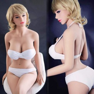 165cm 5.41ft Super Realistic Sex Doll With 3 Holes Vagina Pussy Blow Up Life Size Silicone Female Love Doll Sia