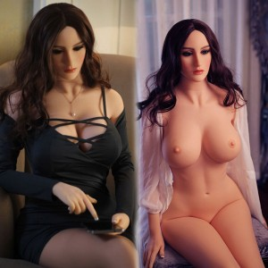 158cm 5.18ft Lifelike Realistic Sex Doll With 3 Oral Vagina Full Size Adults Sexy Silicone Love Doll