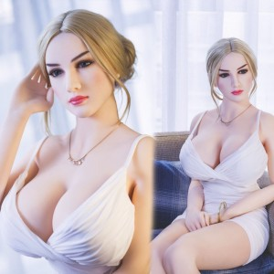 165cm 5.41ft Silicone Realistic Sex Doll Japanese Love Doll Big Breasts TPE Robot Sex Doll