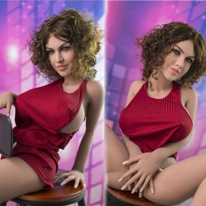 140 cm 4.59ft Silicone Sex Doll Big Ass Real Dolls With 3 Holes Real Life Size Love Doll Betty