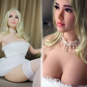 165cm 5.41ft LIfe Like Real Silicone Sex Doll With Oral Vaginal Anal Adult TPE Love Dolls Juliet