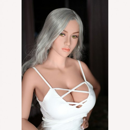 135cm 4.5ft Realistic Sex Doll Katie With 3 Realistic Vagina Pussy Blow Up Life Size Silicone Love Doll