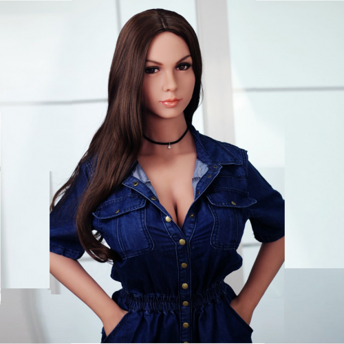 Betsy : 165cm 5.41ft  Luxury Silicone Love Doll