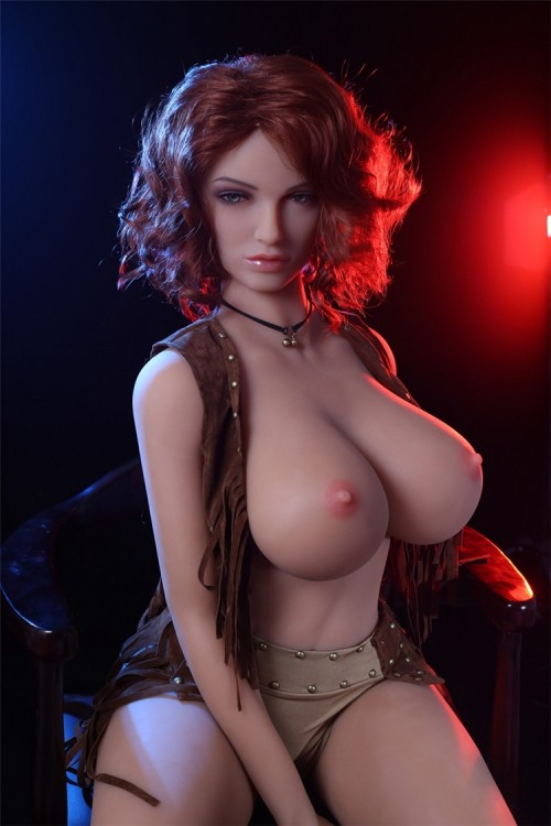 Gabrielle : 163cm 5.34ft solid huge breasts muscular realistic sex dolls