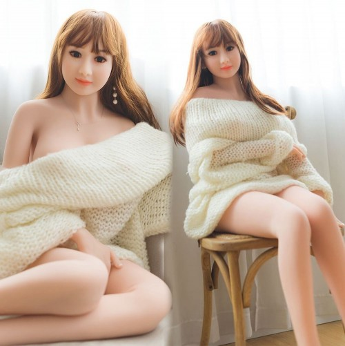 145cm 4.75ft Life Like Sex Dolls Realistic 3 Oral Oral Japanese Girl Natsuki Real Life Male Love Doll