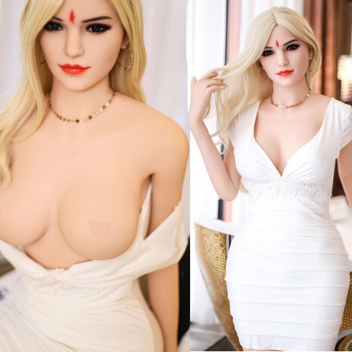 165cm 5.41ft Lifelike Real Silicone Sex Doll  With 3 Holes Vagina Pussy Blow Up TPE Love Doll