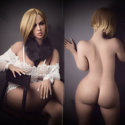 163cm 5.34ft Life Like Huge Tits Sex Doll With Huge Breast And Ass Full Body 3 Holes Silicone Love Dolls