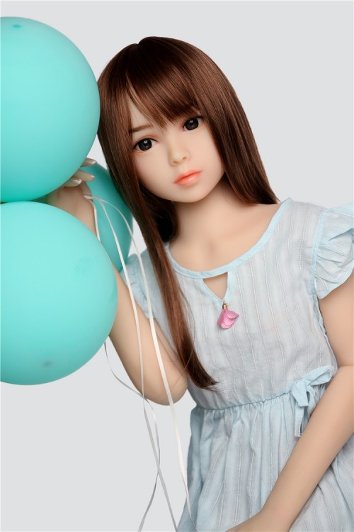 100cm 3.28FT School Girl Sex Doll With Cute Face