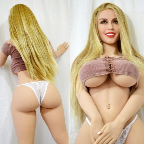 152cm 4.98ft Lifelike Silicone Sex Dolls with Big Boobs Big Butt Red Hair Adult Real Love Doll