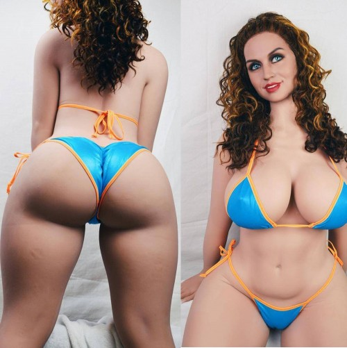 163cm 5.5ft Lifelike Silicone Sex Dolls With Realistic Big Boobs Big Butt Adult Love Doll Fina
