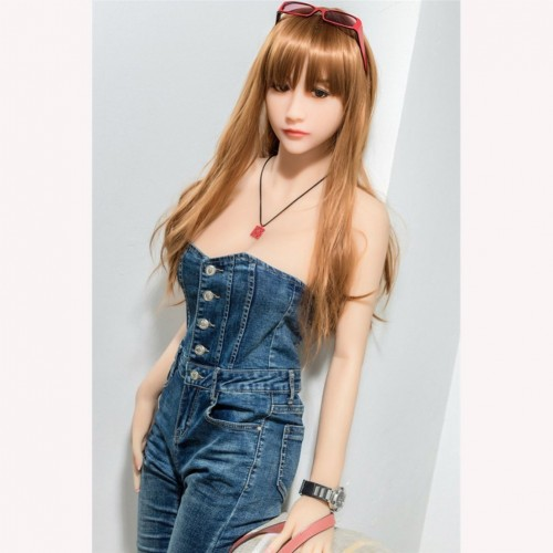 148cm 4.85ft Newest Style TPE Sex Doll Likelife Silicone Adult Silicone Love Doll Alana