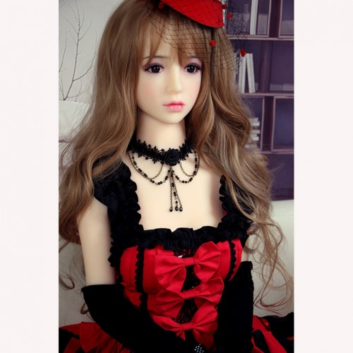 148cm 4.85ft Honey Sex Doll Likelife Love Doll TPE Silicone Realistic Adult Doll Taylor