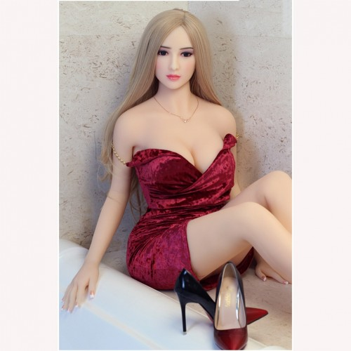 165cm 5.41ft Big Boobs Sex Love Doll Entity Body Lifelike Sexy Real Solid Love Toy