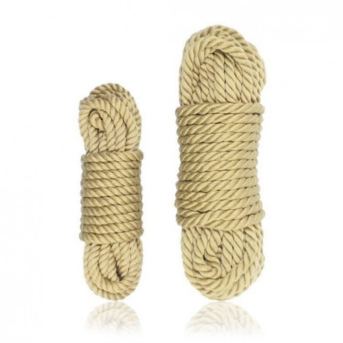 Japanese Style 32 feet soft cotton bondage rope Slave Rope For couple