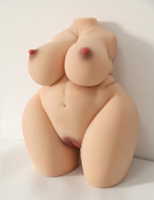 24.25lbs Big Boobs Love Doll Torso Sex Toy for Men