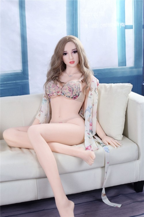 Melania : 165cm 5.41ft Real Sexy Blonde E Cup Ultra-realistic Sex Dolls
