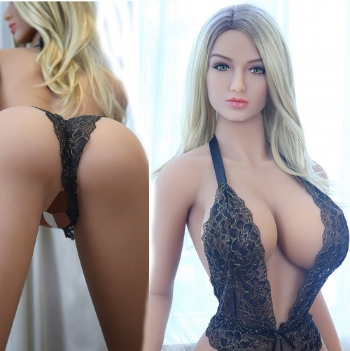 158cm 5.18FT Life Like Silicone Sex Doll with Metal Skeleton 3 Holes Real Adult Male Love Dolls
