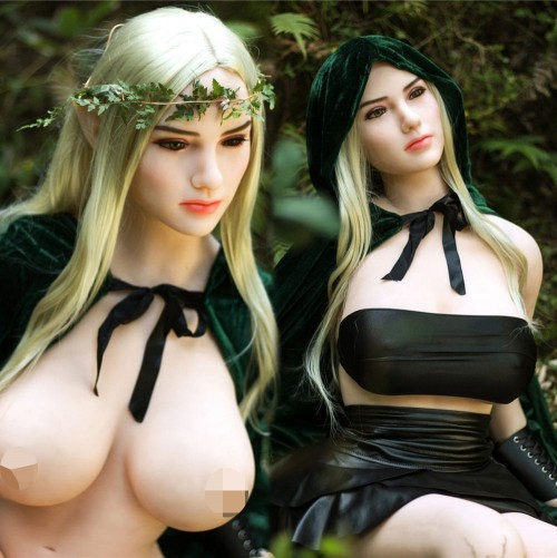 165cm 5.41ft Big Chest Full Size Lifelike Silicone Sex Doll with Metal Skeleton 3 Holes Realistic Love Doll