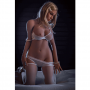 162cm 5.31ft Lifelike Silicone Sex Doll With Realistic 3 Oral Vagina Full Size Adults Sexy Love Doll